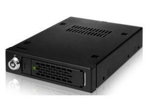 "*B-stock item - 90 days warranty*ToughArmor MB991SK-B 2.5"" SATA Mobile Rack for 3.5"" Device"