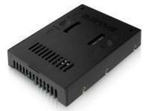 "Icy Dock MB882SP-1S-2B 2.5"" to 3.5"" SSD & SATA Hard Drive Converter"