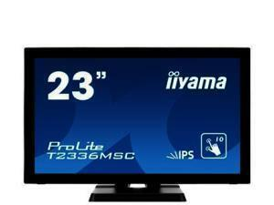 "*Ex-display item-90 days warranty*iiyama ProLite T2336MSC-B2  23"" LED Touchscreen Monitor"