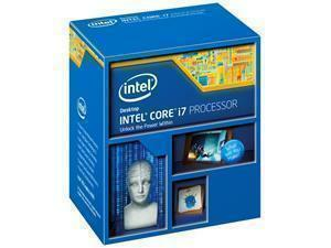 Intel Core i7-5820K 3.30GHz Haswell-E Socket LGA2011-V3 Processor - Retail