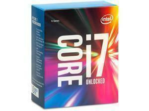 Intel Core i7 6850K Extreme Broadwell-E Processor/CPU - Retail