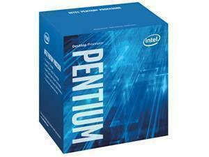 Intel Pentium Dual Core G4600 3.5GHz Socket LGA1151 Kaby Lake Processor - Retail