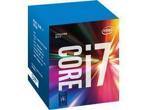 Intel Core i7 7700 7th Gen 3.6GHz Kaby Lake Processor/CPU Retail