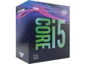9th Generation Intel Core i5 9400F 2.9GHz Socket LGA1151 CPU/Processor