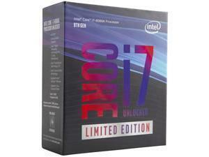 Intel Core i7 8086K 4.0GHz Limited Edition 40th Anniversary Processor/CPU Retail