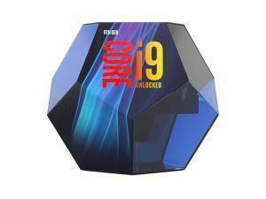 Intel Core i9 9900K Unlocked Coffee Lake Desktop Processor/CPU Retail
