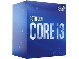 10th Generation Intel Core i3 10100F 3.6GHz Socket LGA1200 CPU/Processor