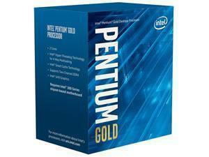 10th Generation Intel Pentium G6400 4.0GHz Socket LGA1200 CPU/Processor