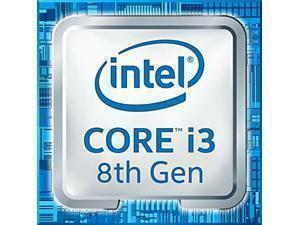 Intel Core i3 8100 3.6GHz 8th Gen Coffee Lake Processor/CPU OEM