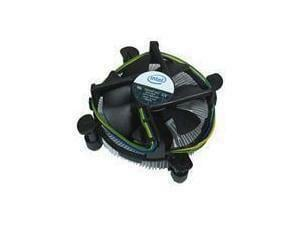 Intel Socket 1150/1151/1155/1156 Aluminum Heat Sink And  Fan w/4-Pin Connector Up to 65Watt