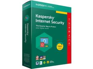 Kaspersky Internet Security 2020 - 5 Devices