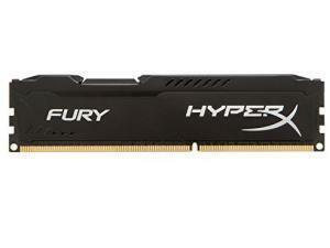 Kingston HyperX Fury Black 8GB DDR3 1866MHz Memory RAM Module