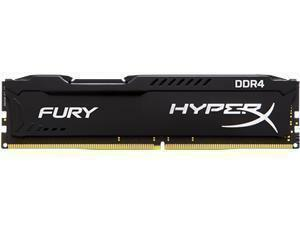 Kingston HyperX Fury Black 4GB 1x4GB DDR4 PC4-1700 2133MHz Single Module