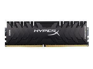 Kingston HyperX Predator - 8GB DDR4 PC4-24000 3000MHz Single Module