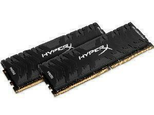 Kingston HyperX Predator 16GB (2x8B) DDR4 3600MHz Dual Channel Memory (RAM) Kit