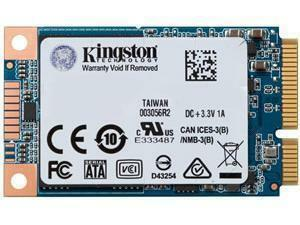 Kingston UV500 Series MSATA 120GB SATA 6Gb/s Internal Solid State Drive - Retail