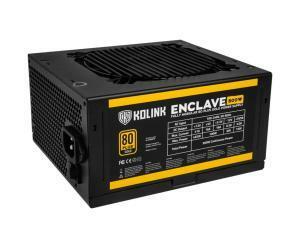 Kolink Enclave 500W 80 Plus Gold Modular Power Supply