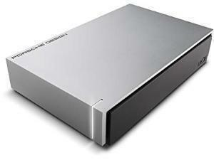 LaCie Porsche Design USB 3.0 External 4TB Desktop Hard Drive - Retail