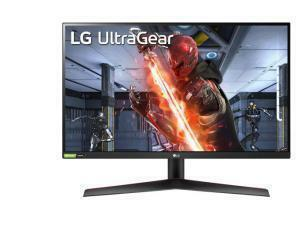 LG UltraGear 27GN600-B  27inch Full HD 144Hz 1ms Gaming Monitor