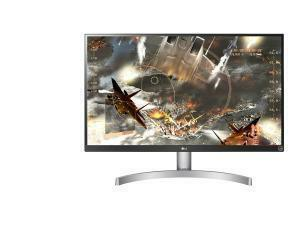 LG 27UK600-W  27inch 4K Ultra HD IPS HDR10 LED Monitor