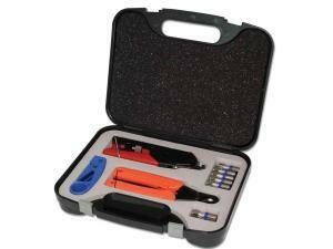 Lindy Cable TV And Satellite Tool Kit