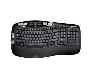 Logitech K350 Wireless Comfort Curve Keyboard