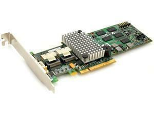 Avago MegaRAID 6Gb/s 9260-8i RAID Controller LSI00198