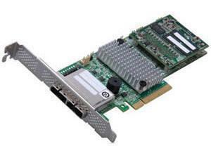 Avago MegaRAID 6Gb/s 9286-8e RAID Controller LSI00332