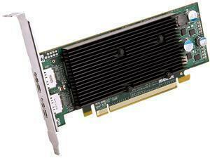 Matrox M9128 LP for Dual DVI / Display Port 1GB GDDR2