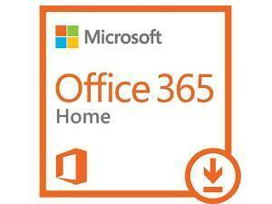 Microsoft Office 365 Home Premium - 1 Year Subscription - 32/64 bit - Electronic Software Download
