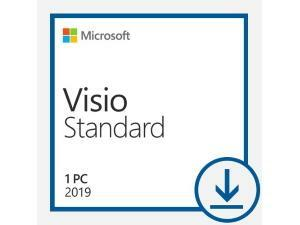 Microsoft Visio Standard 2019 - Windows - Electronic Software Download