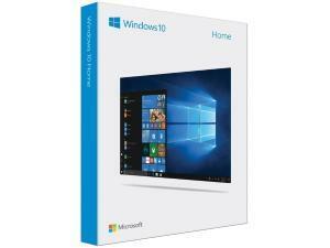 Microsoft Windows 10 Home 32-Bit/64-Bit English - Flash Drive