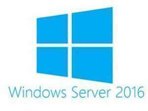 Microsoft Windows Server Standard 2016 64Bit English 1pk DSP OEI DVD 24 Core