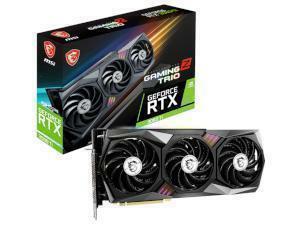 MSI NVIDIA GeForce RTX 3060 Ti Gaming Z Trio LHR 8GB GDDR6 Graphics Card