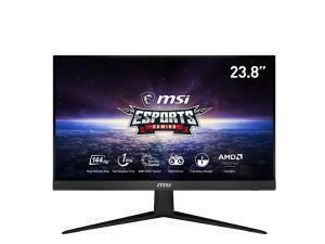 MSI Optix G241 23.8 inch Full HD, IPS, 144Hz, AMD Freesync Flat Gaming Monitor