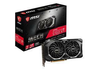 B-stock item-90 days warranty*MSI Radeon RX 5700 XT Mech OC 8G Navi Graphics Card