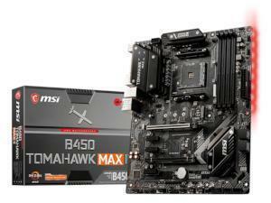 MSI B450 Tomahawk Max II AMD B450 Chipest (Socket AM4) Motherboard