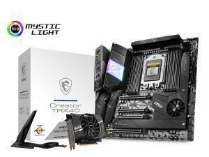 MSI TRX40 Creator TRX40 E-ATX Motherboard