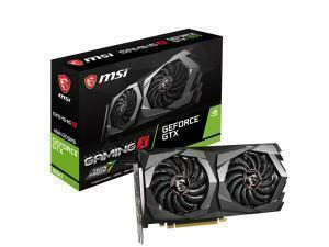 MSI GeForce GTX 1650 Gaming X 4G 4GB GPU/Graphics Card