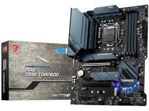 MSI MAG Z590 TORPEDO Intel Z590 Chipset (Socket 1200) Motherboard