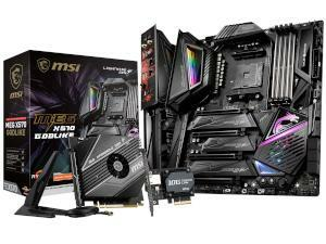 MSI MEG X570 Godlike AMD AM4 X570 Chipset E-ATX Motherboard