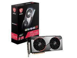 MSI Radeon RX 5700 XT Gaming X 8G Navi Graphics Card