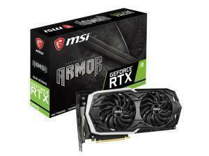 MSI GeForce RTX 2070 ARMOR 8G Graphics Card