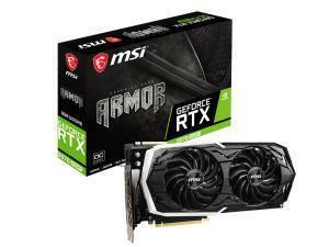 MSI RTX 2070 Super Armor OC 8GB Graphics Card