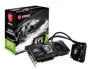 MSI GeForce RTX 2080 Super Sea Hawk X 8GB Graphics Card