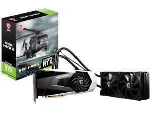 MSI NVIDIA GeForce RTX 3080 SEA HAWK X LHR 10GB GDDR6X Graphics Card