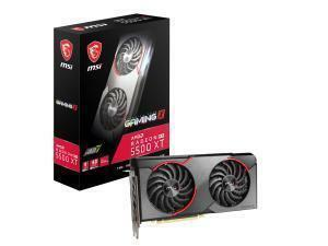 MSI Radeon RX 5500 XT GAMING X 8G Graphics Card