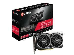 MSI Radeon RX 5500 XT MECH 8G OC 8GB Graphics Card