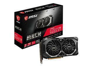 MSI Radeon RX 5600 XT MECH OC 6GB Graphics Card