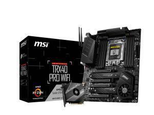 MSI TRX40 Pro Wi-Fi TRX40 ATX Motherboard